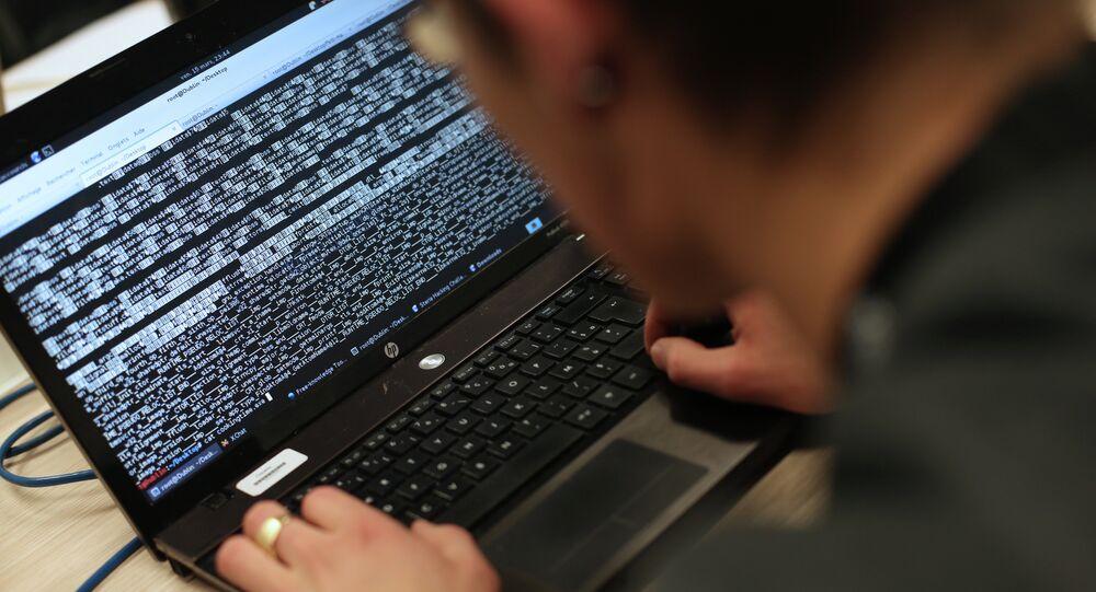 Hacker de nacionalidad desconocida
