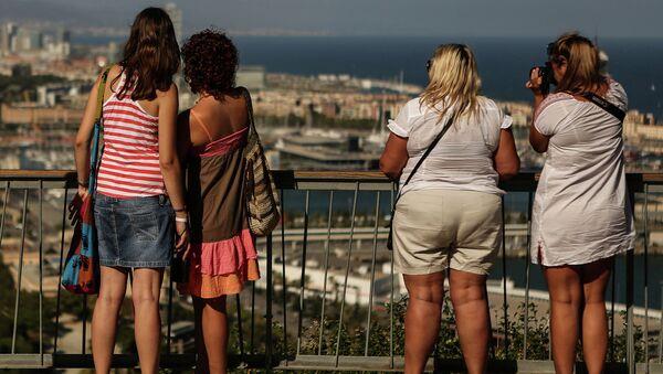 La primavera árabe desvía a España más de seis millones de turistas - Sputnik Mundo