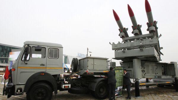 Akashi, India's Mobile Launcher System - Sputnik Mundo