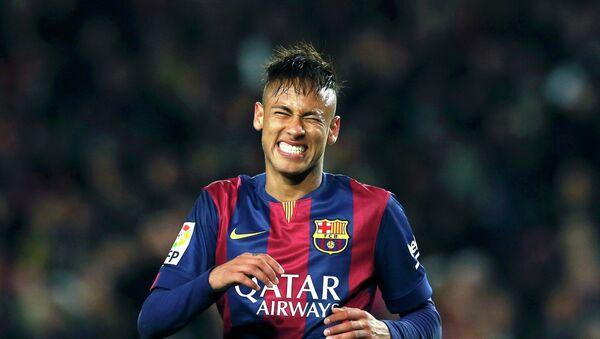 Neymar da Silva Santos Júnior - Sputnik Mundo
