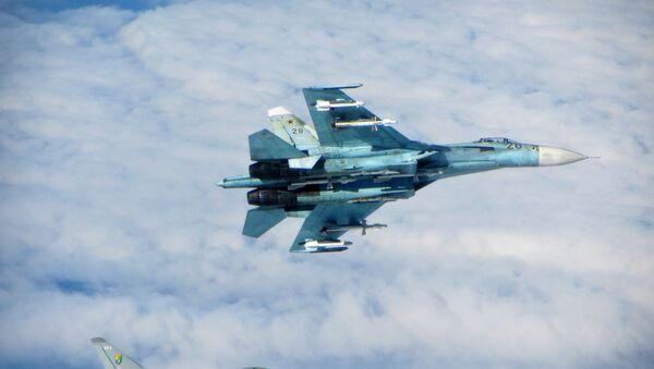 Su-27 - Sputnik Mundo