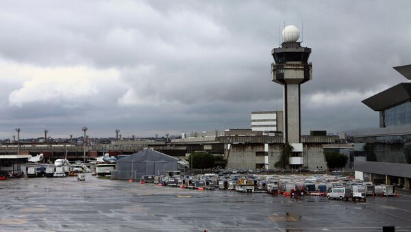 Guarulhos, aeropuerto Internacional de São Paulo - Sputnik Mundo