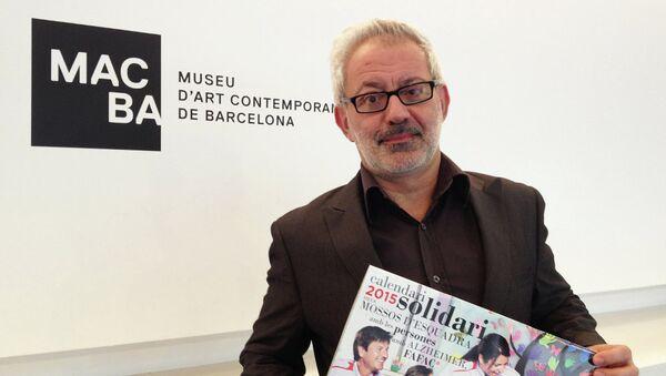 Bartomeu Marí, director del Museo de Arte Contemporáneo de Barcelona (Macba) - Sputnik Mundo