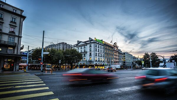 Ginebra, Suiza - Sputnik Mundo