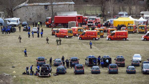 El presidente Rajoy viaja mañana al lugar del siniestro del avión de Germanwings - Sputnik Mundo