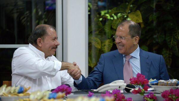 Рабочий визит главы МИД России С.Лаврова в Никарагуа - Sputnik Mundo