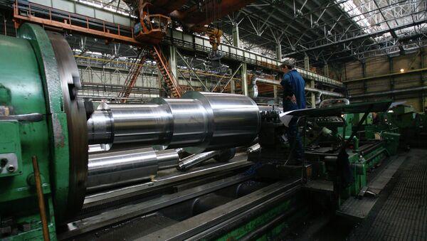 Uralmashzavod en Rusia - Sputnik Mundo
