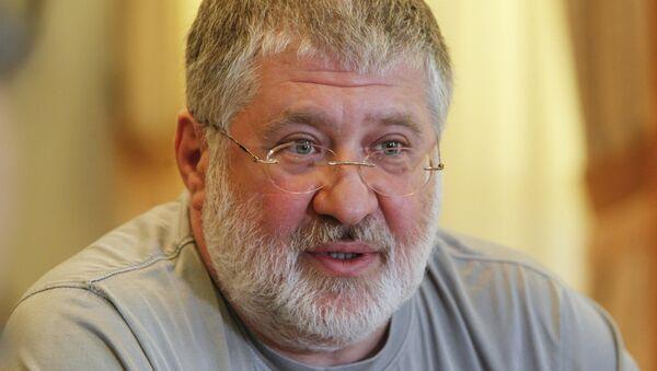 Igor Kolomoisky, billionaire and governor of the Dnipropetrovsk region - Sputnik Mundo