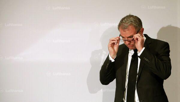 Carsten Spohr, presidente ejecutivo de Lufthansa - Sputnik Mundo