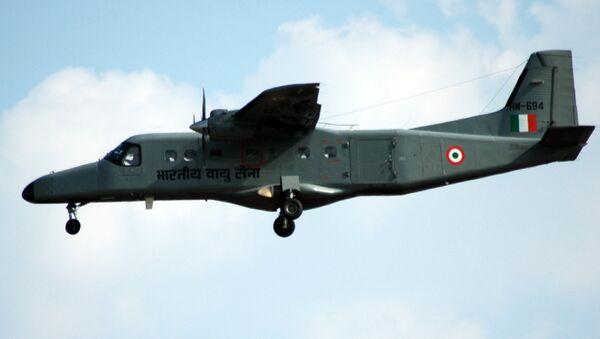 Dornier Do 228 HM-694 - Sputnik Mundo