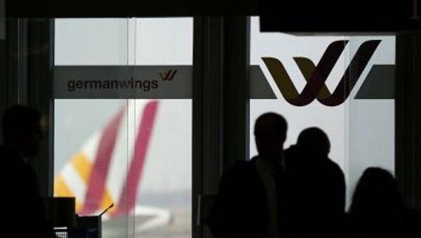 Germanwings cancela vuelos debido a que la tripulación se niega a volar tras el accidente - Sputnik Mundo