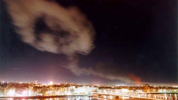 A 16 años del bombardeo de la OTAN a Yugoslavia - Sputnik Mundo