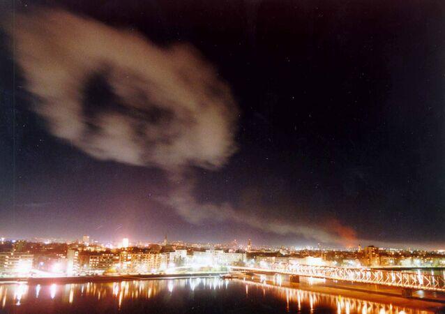 A 16 años del bombardeo de la OTAN a Yugoslavia