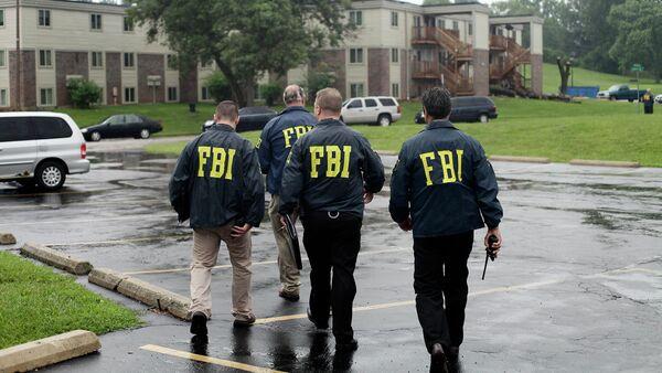 Agentes del FBI (Archivo) - Sputnik Mundo