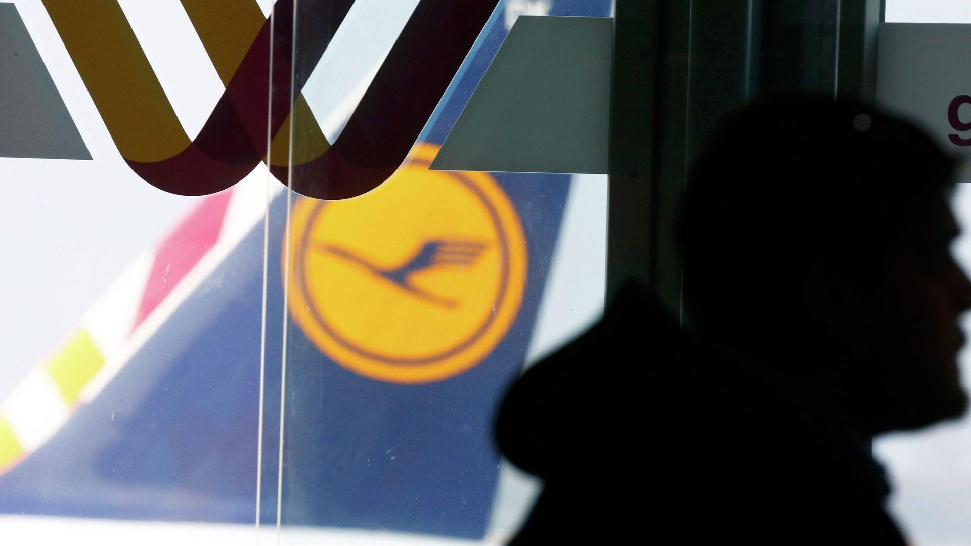 Logo de Lufthansa  - Sputnik Mundo, 1920, 03.06.2021