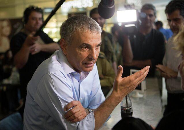 Moshe Kahlon, líder del partido israelí Kulanu