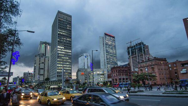 Bogota - Sputnik Mundo