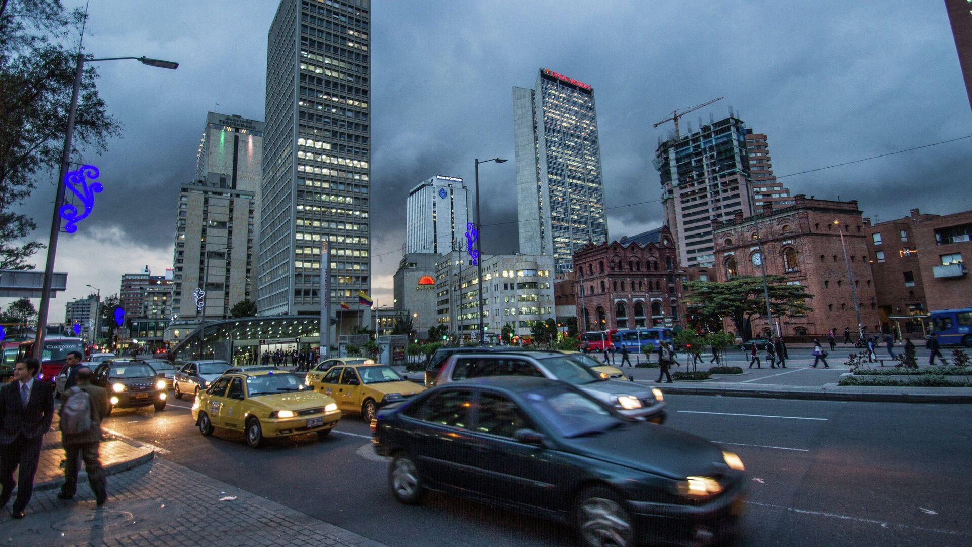Bogotá, la capital de Colombia - Sputnik Mundo, 1920, 05.04.2021