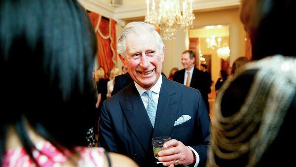 Príncipe Carlos - Sputnik Mundo