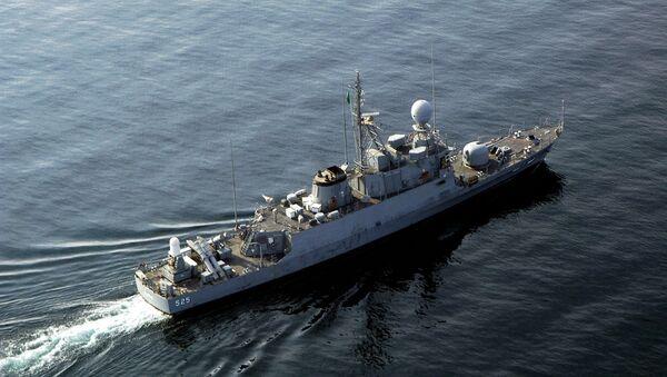 As-Sadiq class missile boat Oqbah (525) of the Royal Saudi Navy - Sputnik Mundo