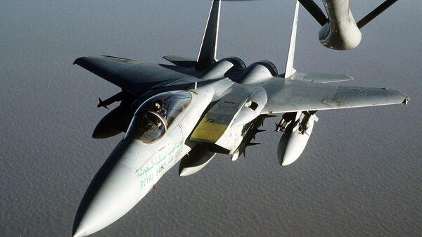 Aircraft_Fighter_Jet_F-15_Eagle_Royal_Saudi_Air_Force - Sputnik Mundo