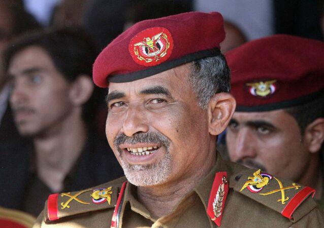 General mayor Mahmud Subaihi, ministro de Defensa de Yemen (Archivo)