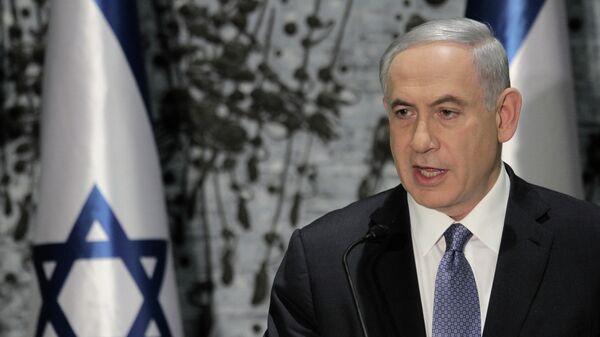 Israeli Prime Minister Benjamin Netanyahu - Sputnik Mundo