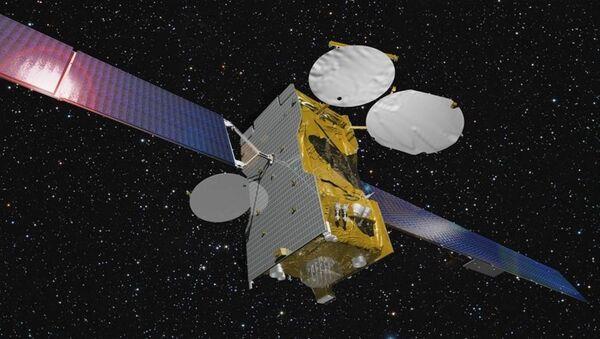 Satélite ruso de comunicaciónes Express AM - Sputnik Mundo