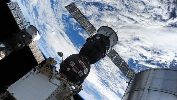 Союз ТМA-16М - Sputnik Mundo