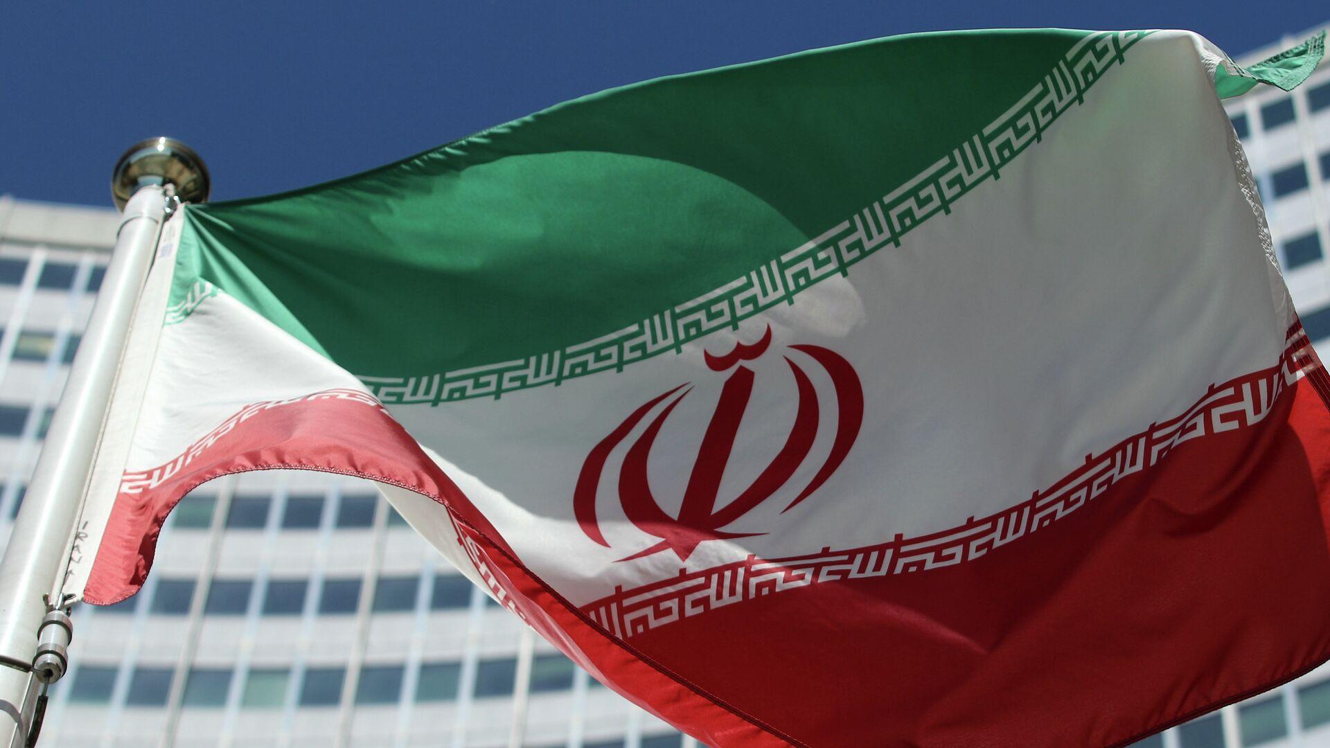 Bandera de Irán - Sputnik Mundo, 1920, 12.04.2021