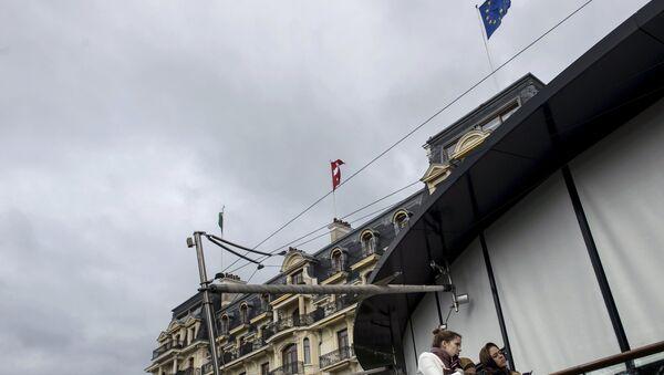 Lavrov llega a Suiza para negociar el programa nuclear iraní - Sputnik Mundo