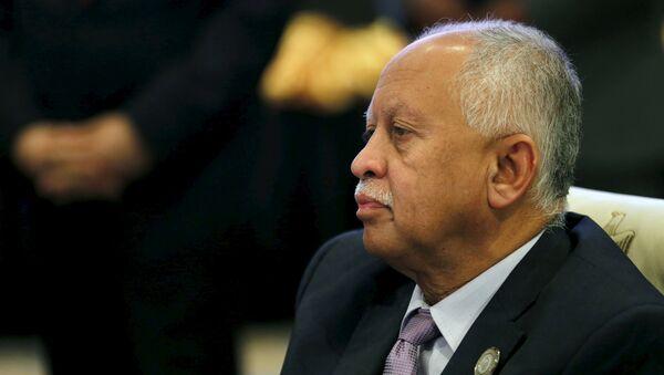 Riad Yasin, ministro de Exteriores de Yemen - Sputnik Mundo