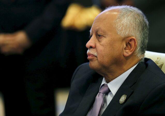 Riyad Yassin, ministro de Asuntos Exteriores de Yemen