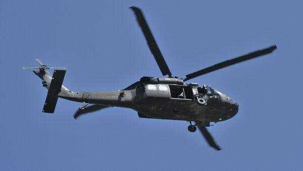 Helicóptero Black Hawk - Sputnik Mundo