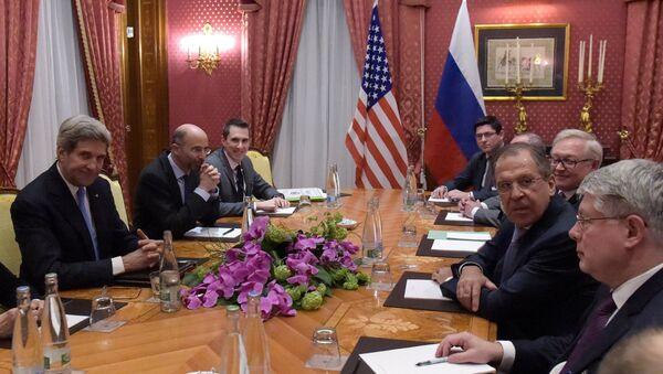 Переговоры шестерки по иранской ядерной программе - Sputnik Mundo