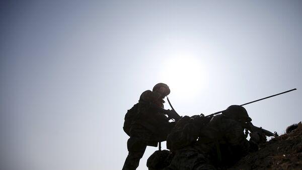 Soldados de Corea del Sur (Archivo) - Sputnik Mundo