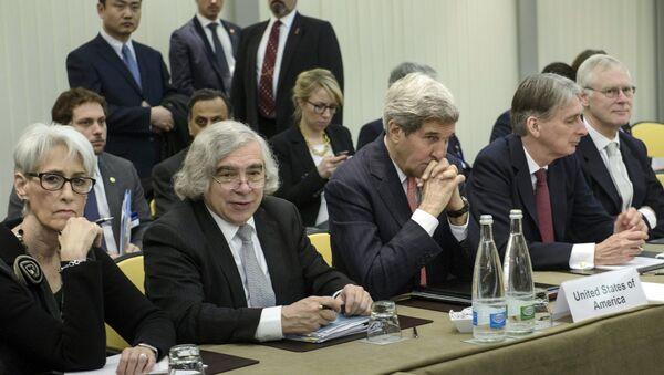 Negociaciones en Lausana sobre el programa nuclear de Irán - Sputnik Mundo