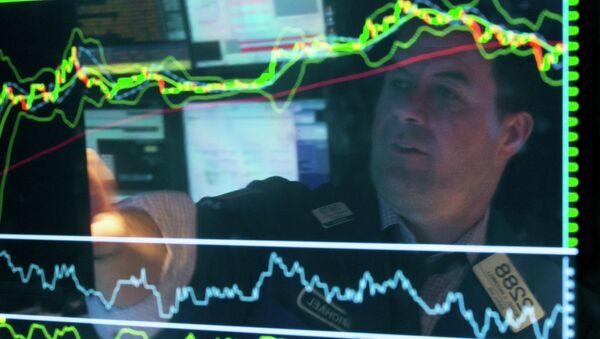 Un especialista de la Bolsa de Nueva York - Sputnik Mundo