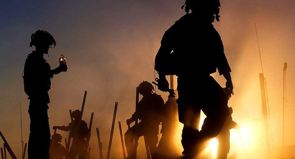 Soldados de Reino Unido en Afganistán (Archivo)