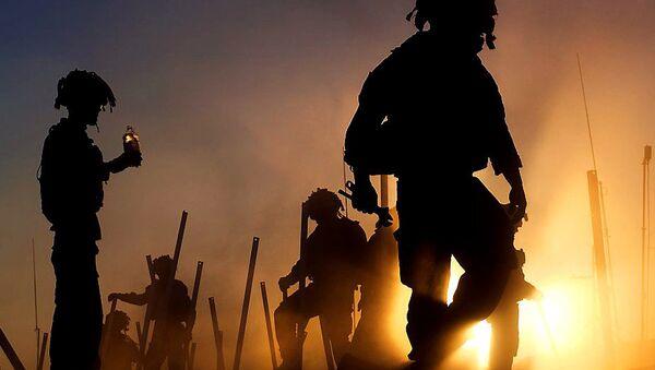 ISIS Hunters: Ex-British Army Men Admit Preparing to Fight in Syria - Sputnik Mundo