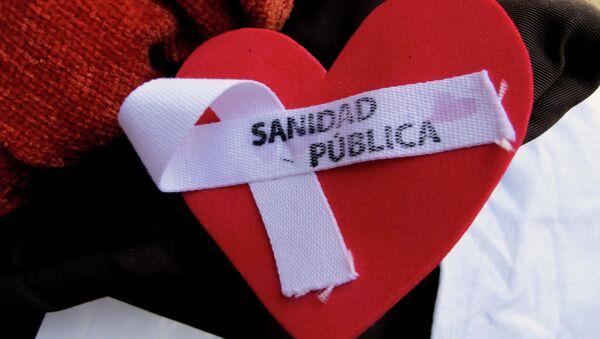 Medicos por la Sanidad Publica - Sputnik Mundo