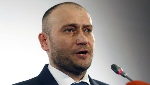 Dmitri Yarosh, líder de Pravy Sektor - Sputnik Mundo