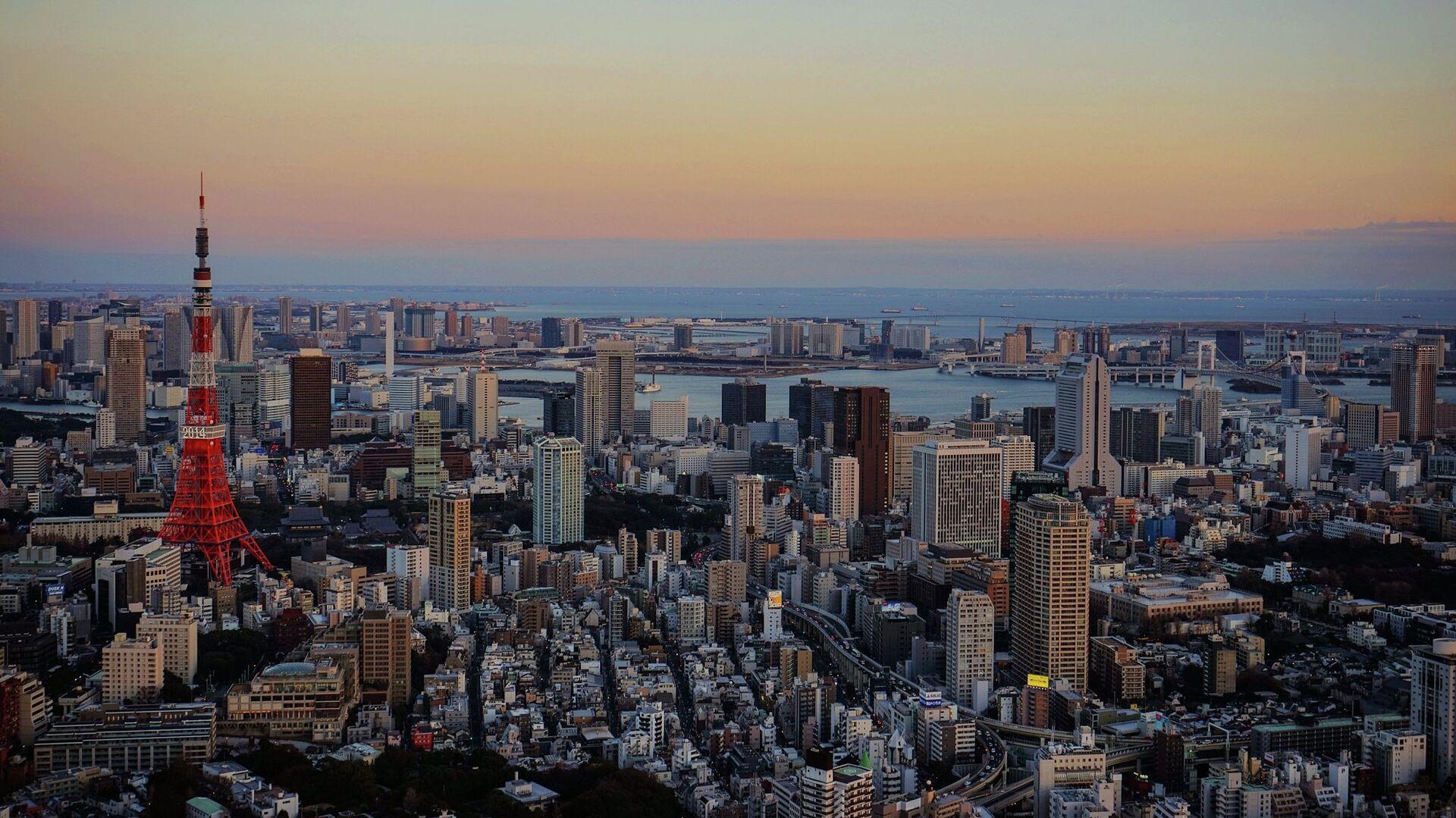 Tokyo - Sputnik Mundo, 1920, 05.02.2021