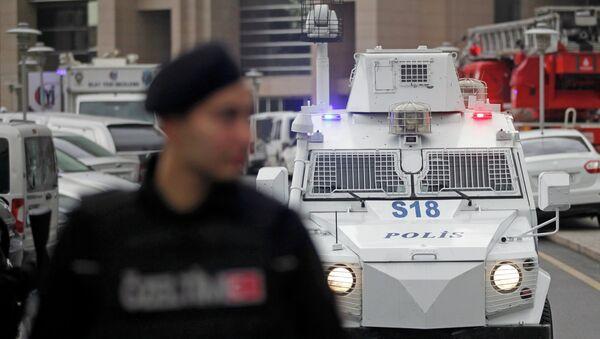 Liberan al fiscal secuestrado por terroristas en Estambul - Sputnik Mundo