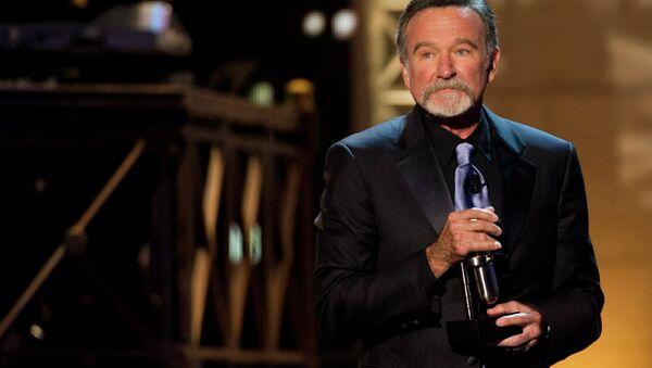 Robin Williams - Sputnik Mundo