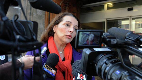 Valérie Boyer, diputada de la Unión por un Movimiento Popular (UMP) - Sputnik Mundo