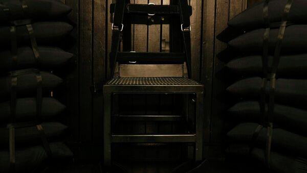Cámara de ejecución en EEUU - Sputnik Mundo