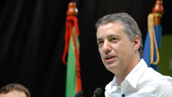 Iñigo Urkullu, presidente nacionalista del País Vasco - Sputnik Mundo