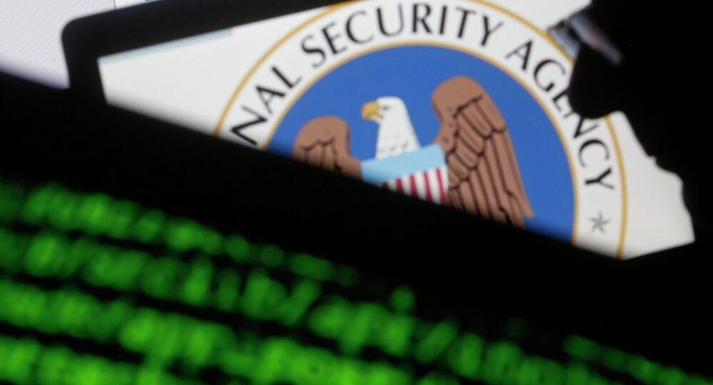 Logo de la Agencia de Seguridad Nacional de Estados Unidos