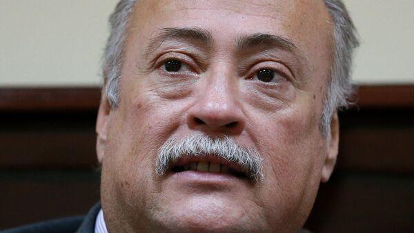 Rubén Beltrán, embajador de México en Rusia - Sputnik Mundo